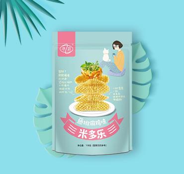 米多乐藤椒麻鸡味